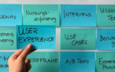 Konstante Qualität, besseres Erlebnis – warum UX unsere Anwendungen verbessert