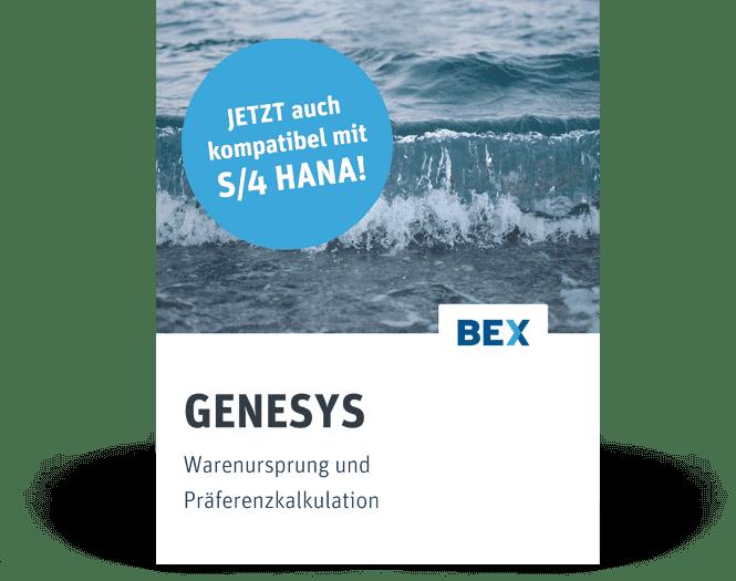 GENESYS kompatibel mit S4HANA Produktbild