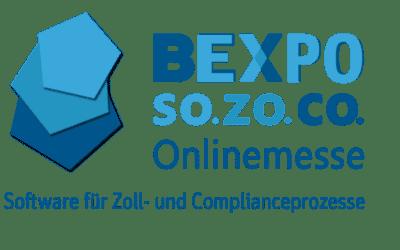 BEX Online-Messe – rund um Software für Zoll- und Complianceprozesse (so.zo.co.)